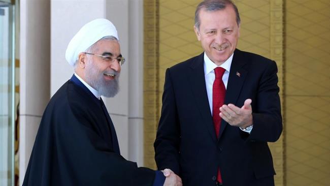 Iranian President Hassan Rouhani, Turkish Recep Tayyip Erdogan seeking new chapter in Iran-Turkey ties
