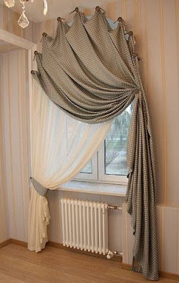 arched window treatment,arched window curtains