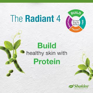 protein untuk kulit