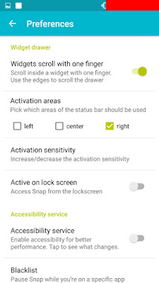 Snap Swipe Drawer APK Latest Version Free Download For Android