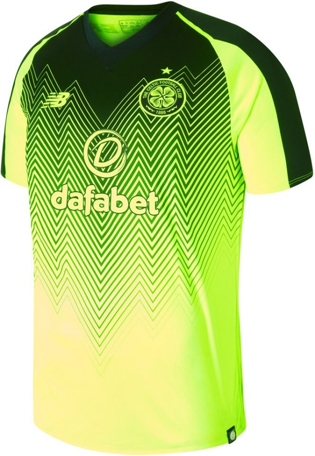 New Balance lança a nova terceira camisa do Celtic - Show de Camisas ba7e632ac0135