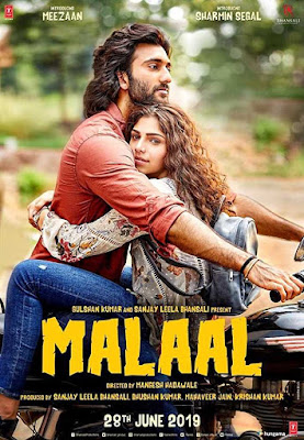 Malaal 2019 Hindi Movie Pre-DVDRip 400Mb Download