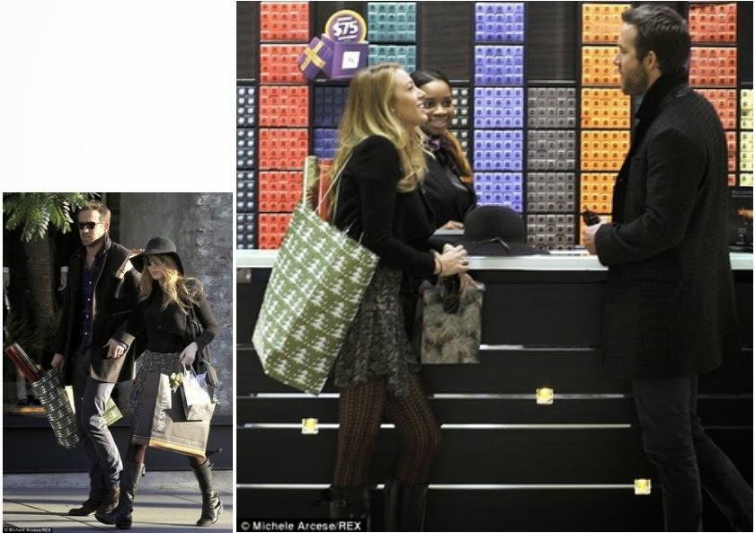 Essex'ee Legs: Holiday Season Celebrity Style Steal 2 ...