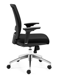 User Friendly Mesh Back Task Chair