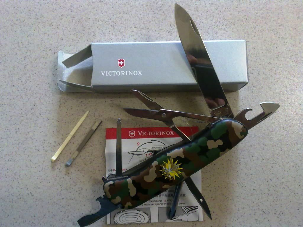 Skl Diy Uptown Sold Out Victorinox Swiss Army Outrider
