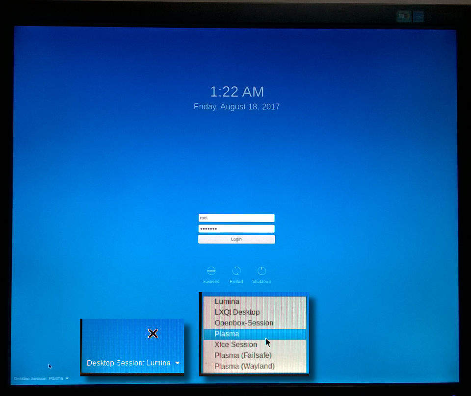 Byteria: Slackware Plasma 5 KDE - instalação e configuração