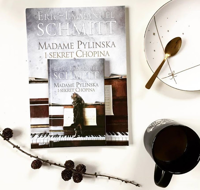 Madame Pylinska i sekret Chopina - Éric-Emmanuel Schmitt