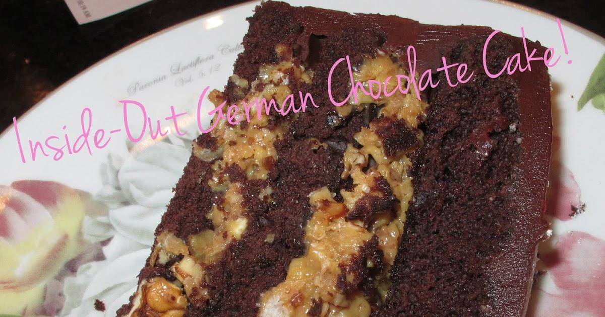 German Chocolate Cake Filling Recipe Sweetened Condensed Milk