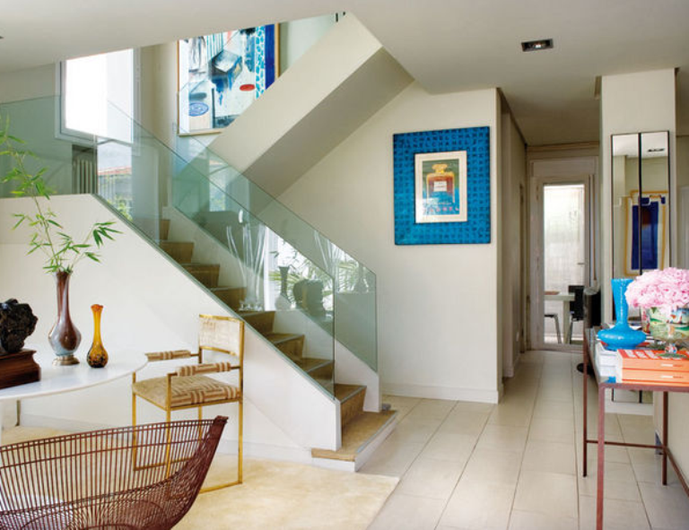 Modern Spanish House Interior Design Ideas - Home ...