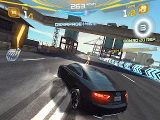 Merupakan sebuah game Racing buatan dari gameloft dengan grafis yang sangat memuaskan Unduh Game Android Gratis Asphalt 7 Heat apk + obb