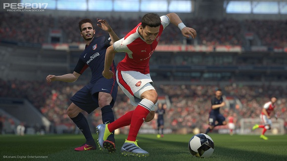 Pro Evolution Soccer 2017 PC Free Download