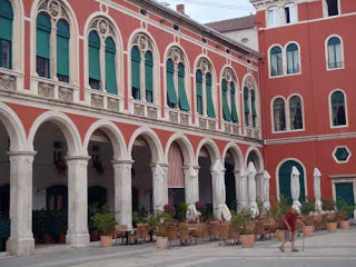 Hotel Bellevue Split Dalmatian Coast Croatia