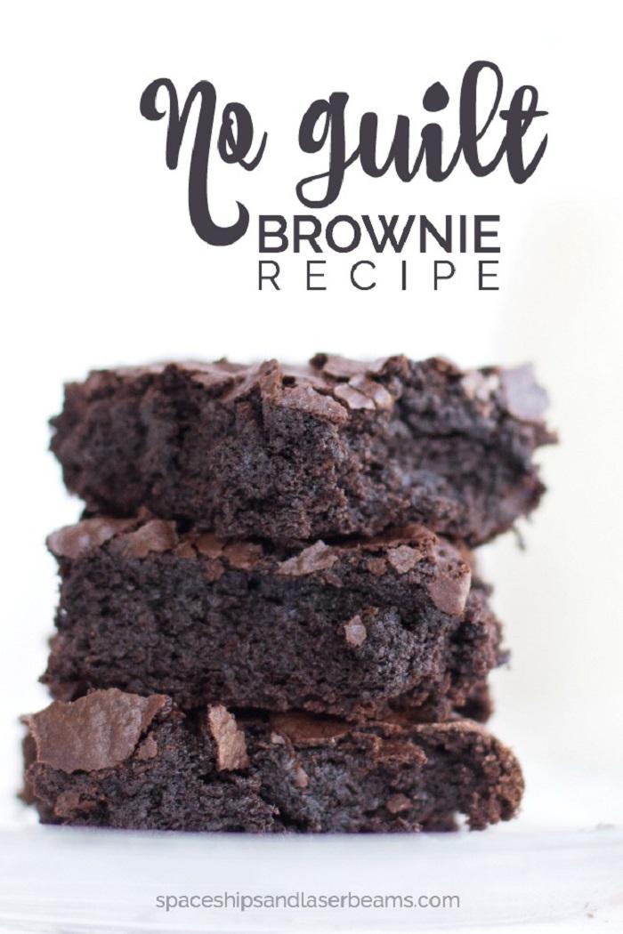 No Guilt Brownies
