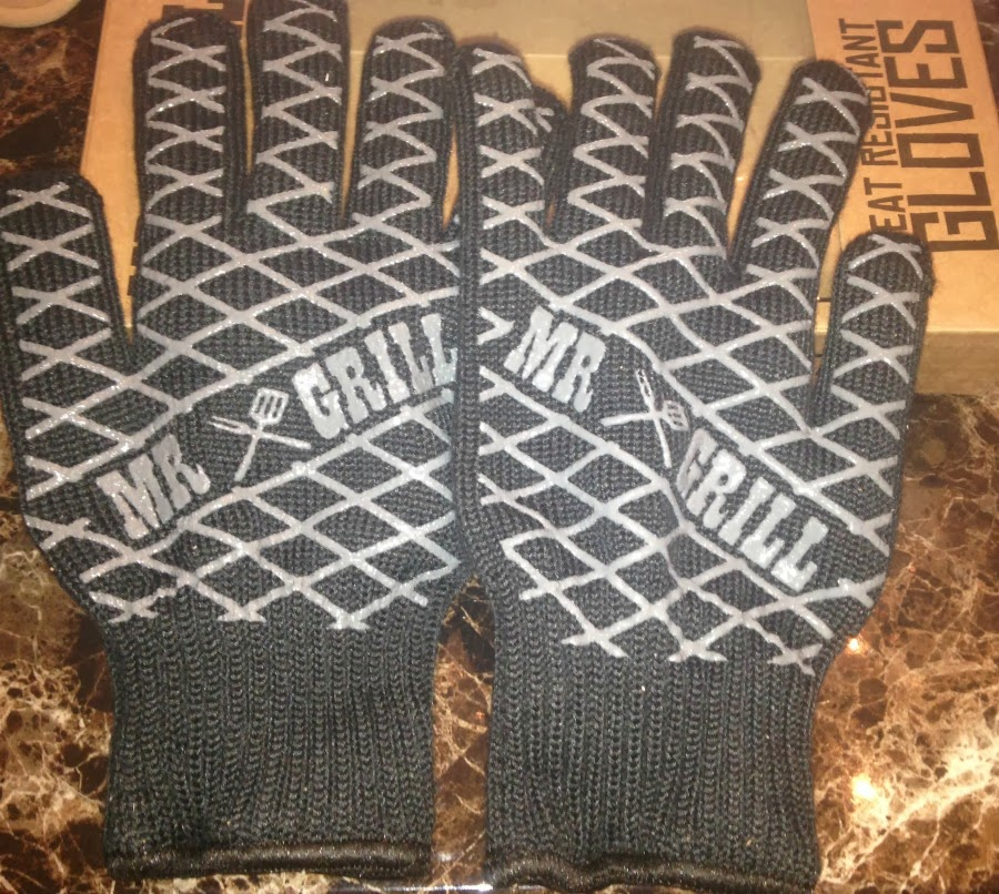 Mr Grill Grill Gloves