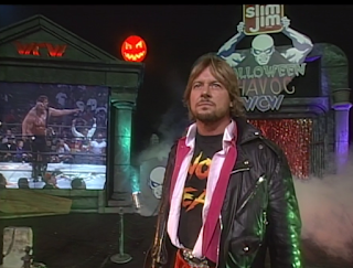 WCW HALLOWEEN HAVOC 96 REVIEW: Rowdy Roddy Piper made his WCW debut
