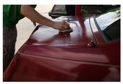 how to wax a car electric car buffer or hand waxing. Black Bedroom Furniture Sets. Home Design Ideas