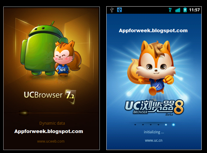 UC Browser All Phone Supported - App For Week