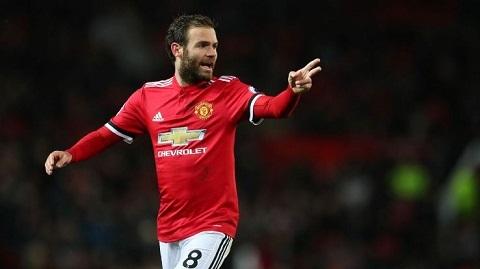 Mata chưa được gia hạn hợp đồng ở CLB Man United