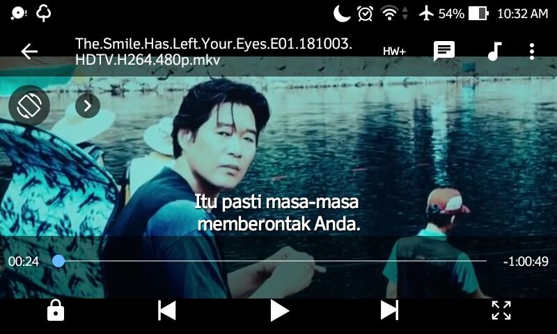 cara memasukkan subtitle di android