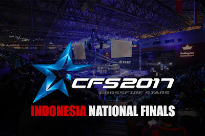 Turnamen Crossfire Stars Indonesia National