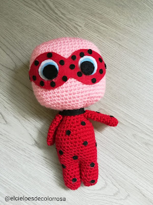 prodigiosa ladybug crochet