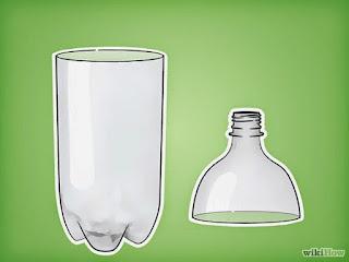 Cara Membuat Perangkap Nyamuk Dari Botol Bekas