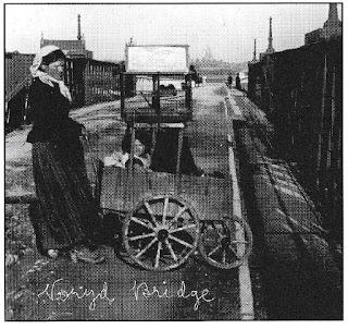 1900 Rhyl Foryd Toll Bridge fortune teller