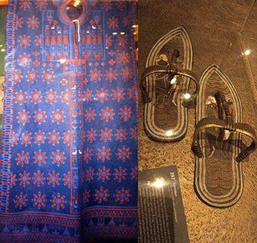 Koleksi Pakaian Mesir Kuno Berusia 3400 Tahun