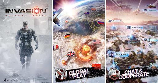 Invasion Modern Empire Mod v1.28.3 Apk Gratis (Mega Mod)