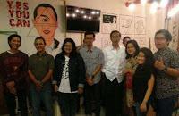Informasi Simbol: Presiden Jokowi, sekedar partisipan?