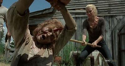 Top 10 zombie kills-andrea twd