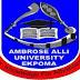 AAU, Ekpoma 2016/17 2nd Semester Adjusted Academic Calendar Schedule