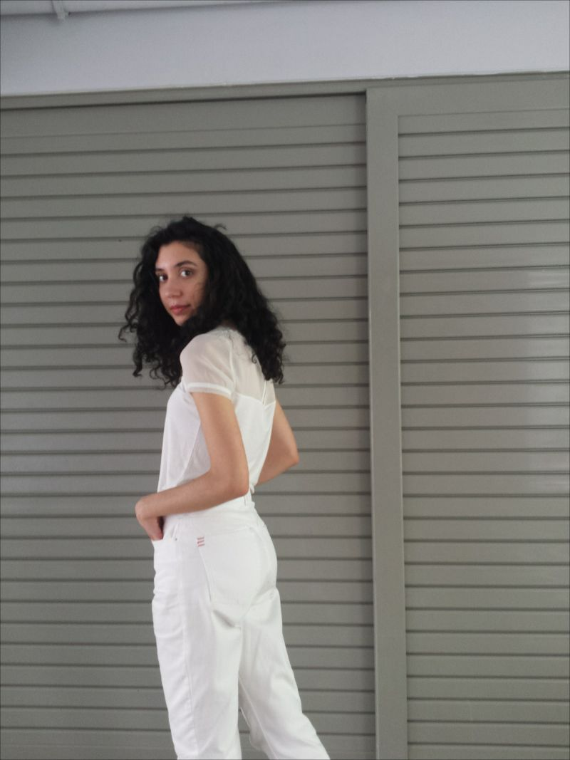 All White Outfit - Perfect for Summer! www.theblushfulhippocrene.blogspot.com