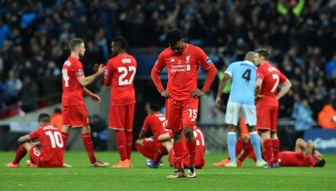 Dikalahkan ManCity, Fans Ragu Liverpool Bisa Juara