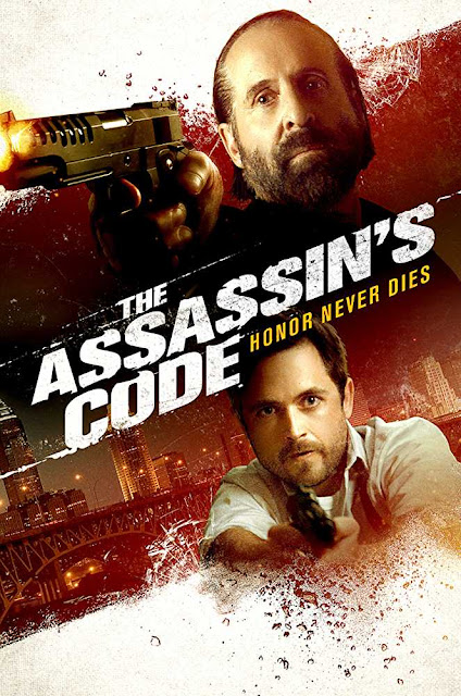 poster The Assassin's Code 2018 Full Movie Download English HDRip