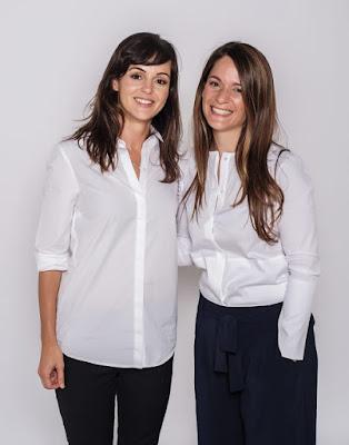 Lara et Julie les fondatrices d'Ama Ella