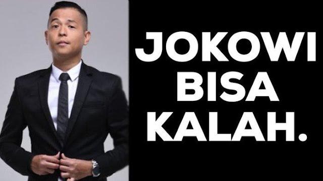 Ernest Prakasa Sebut Jokowi Bisa Kalah di Pilpres 2019, Ini Penyebabnya