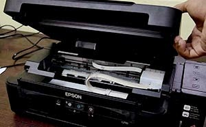 Epson L210 Blinking Problems and Solutions - Driver and