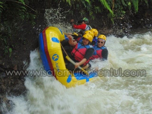 Tempat Rafting di Bogor, Arus Deras, Harga Hemat