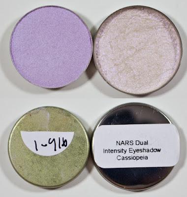 WARPAINT and Unicorns: Dare to Compare ~ Aura powders/eyeshadows