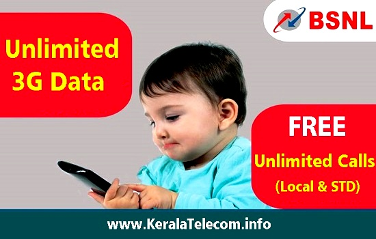 BSNL to offer 1GB free data + Unlimited BSNL Calls with Combo STV 146, Revises Combo STV 339 with increased other network calls from 14th June 2017 on wards