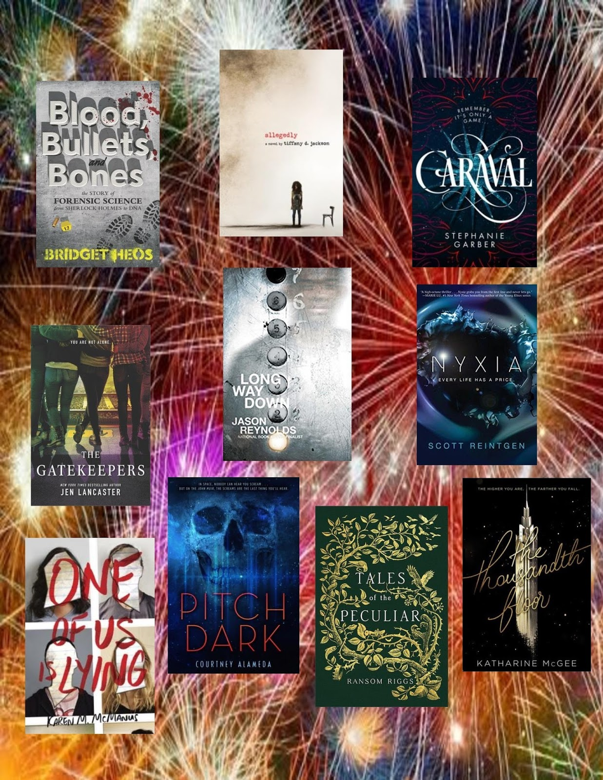 Ya Books And More Top 10 Best Reads Of 2017