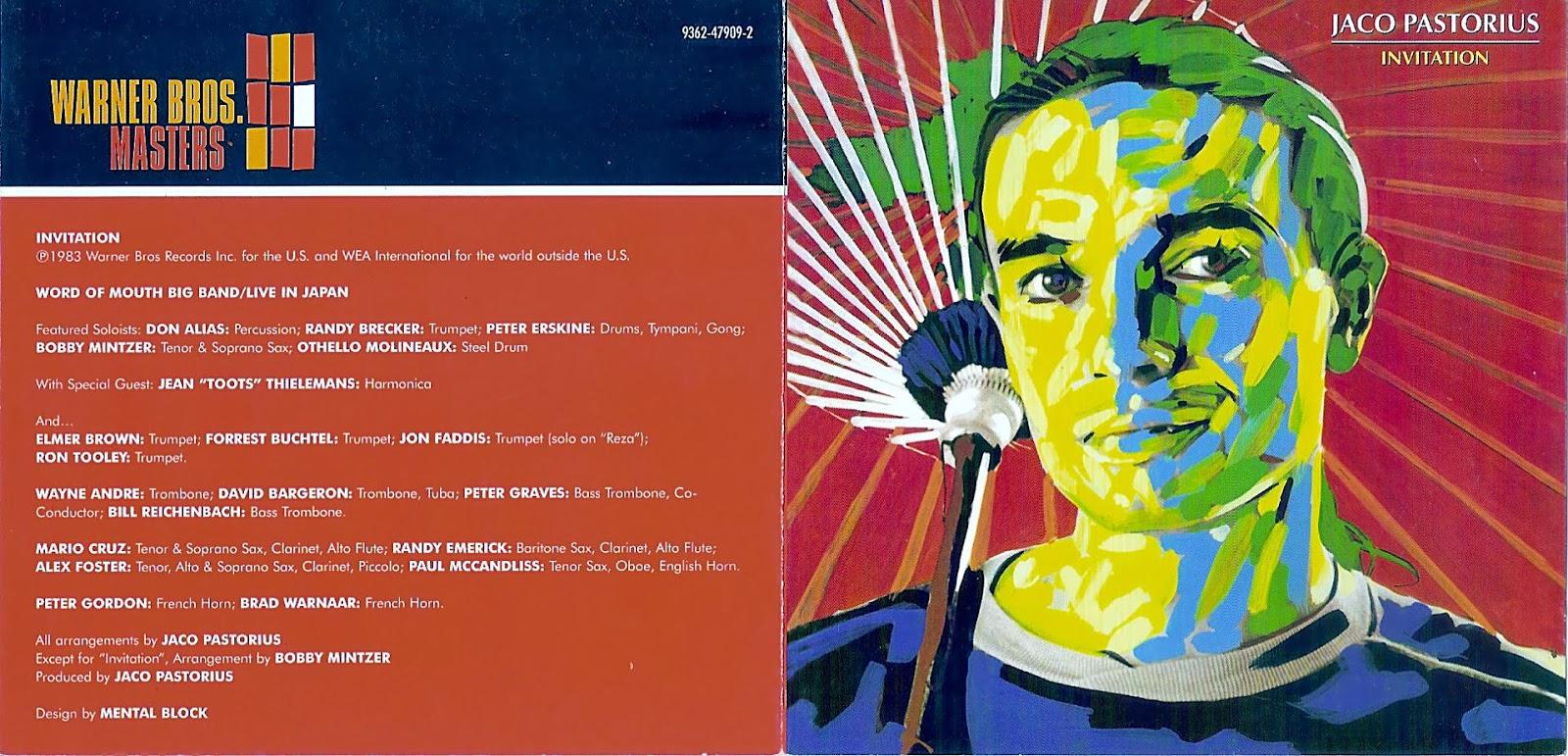 El cielo y el dedo jaco pastorius 1983 invitation listado de temas 01 invitation stopboris Image collections