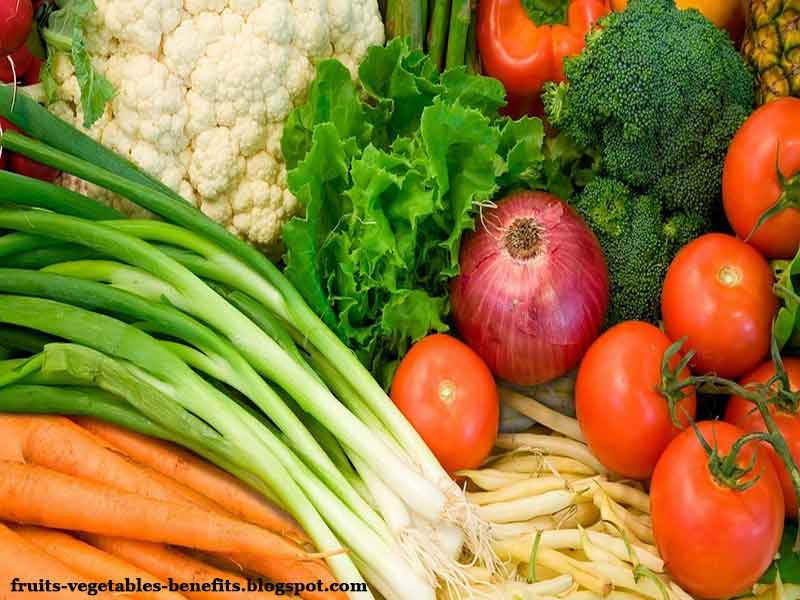 Fruits & Vegetables Benefits: fruits and vegetables wallpapers