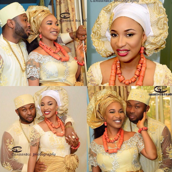 tonto dikeh wedding pictures