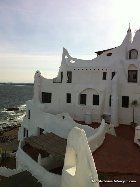 Casapueblo - Punta del Este, Uruguai