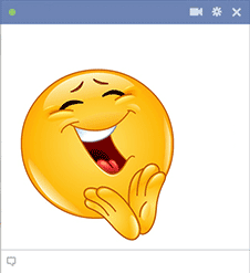 Too Funny Smiley Icon