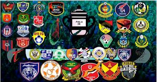 Piala FA Malaysia 2018 - Jadual Perlawanan & Keputusan penuh