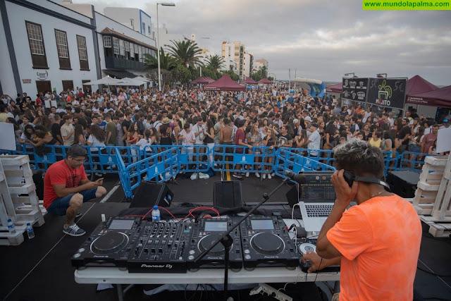 El Ayuntamiento de Santa Cruz de La Palma felicita a los participantes del 'Santa Cruz Festival' por su civismo
