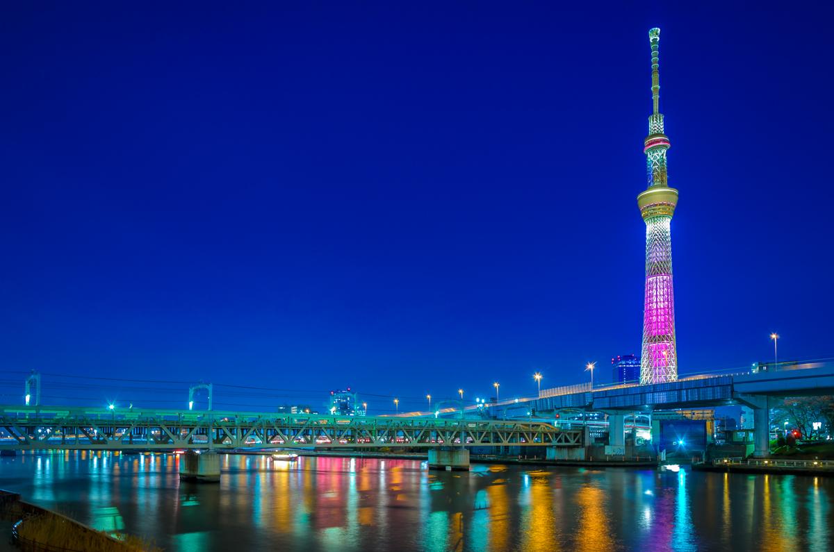 Tower Paling Indah di Dunia, Tokyo Skytree, Jepang